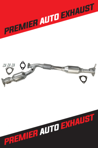 2002 2003 Saturn Vue Catalytic Converter With Flex Pipe 3.0L Direct-Fit
