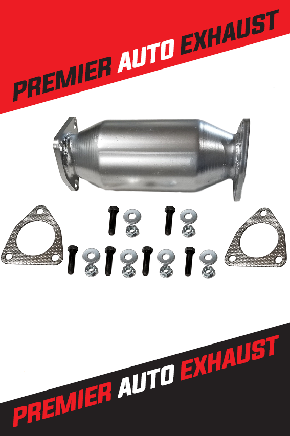 2007 2008 2009 Acura MDX Catalytic Converter 3.7L Direct-Fit