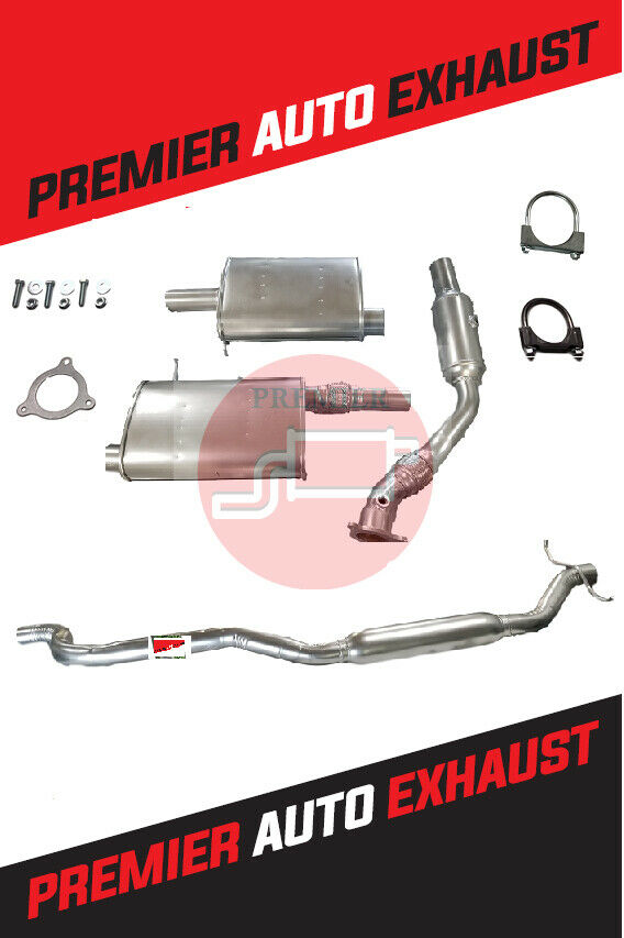 2004 2005 2006 Chrysler Pacifica Full Exhaust System 3.5L