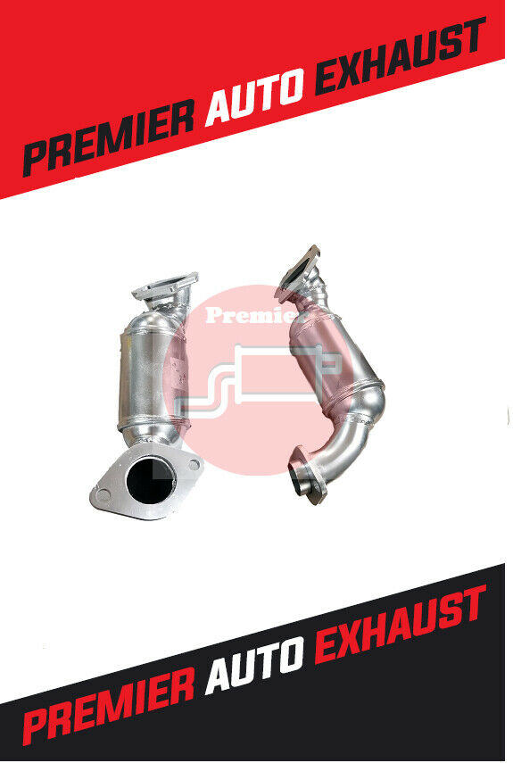 2015 Catalytic Converter Set 3.6L