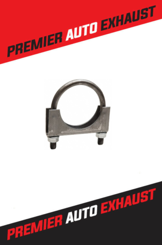 2.00&Muffler Clamp Fits Any Car or Truck With 2&Diameter Tubing